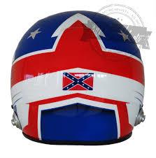 Rebel Flag Gear Jeffrey Bolt Rebel Flag Helmet U2013 All Racing Helmets