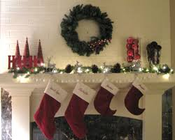 decoration fireplace christmas decoration living room ideas
