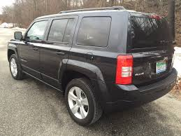 jeep compass rear interior review 2014 jeep patriot is classic jeep styling at a great price