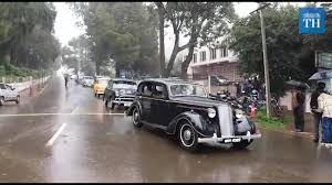 roll royce karnataka 13th vintage car rally in ooty youtube