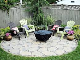 Backyard Cheap Ideas Good Cheap Backyard Patio Ideas Part 12 Image Of Ideas For
