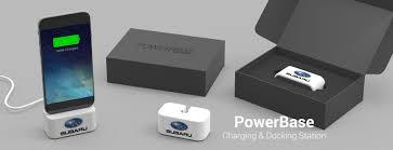 powerbase phone charging dock u2013 powerstick com
