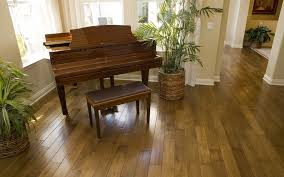 to move piano on hardwood floor without scratching