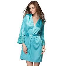 Robe De Chambre Courte Femme by