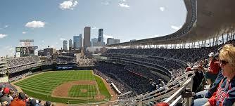 Stadium Chairs Target Ballpark Visit Target Field Minnesota Twins Ballpark Digest