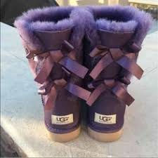 light purple bailey bow uggs authentic uggs k bailey bow new ugg light purple with bow a in back