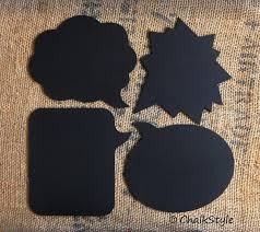 maternity photo props 4 large chalkboard speech bubbles wedding photo props set chalk