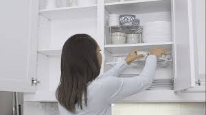 how do you arrange dishes in kitchen cabinets best way to organize kitchen cabinets step by step project