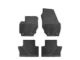 2016 volvo xc60 all weather car mats all season flexible