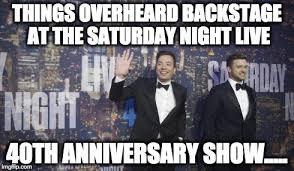 Snl Meme - meme d from the headlines backstage at snl the interrobang