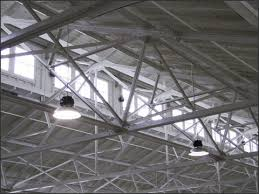 commercial warehouse lighting fixtures case studies about fobsun s led lighting projects