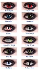 fierce contact lenses