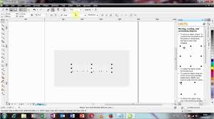 cara membuat logo bercahaya di photoshop tutorial membuat teks bercahaya dengan coreldraw youtube