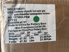 Pottery Barn Teardrop Chandelier Pottery Barn Cast Iron Chandeliers U0026 Ceiling Fixtures Ebay
