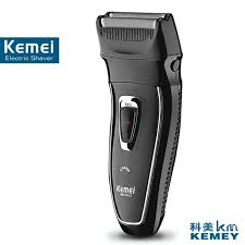 electric shaver is better than a razor for in grown hair 2016 kemei rechargeable razor electric shaver for men twine blade