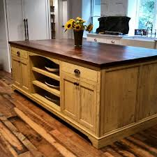 Plans For A Kitchen Island by Reclaimed Kitchen Islands A Kitchen That S On A Roll Nadar