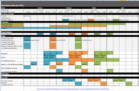 image gallery marketing calendar