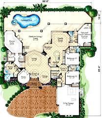 mediterranean floor plans mediterranean style home plans style home design luxury