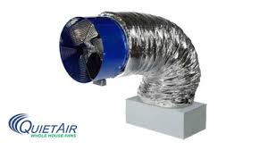 do whole house fans work why choose a quietair whole house fan for your home