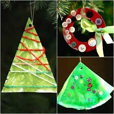 glamorous easy tree ornaments for to make 57 with