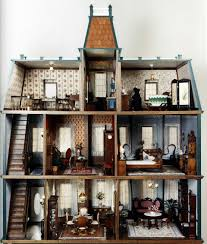Kitchen Dollhouse Furniture by Victorian Dollhouses Victorian Dollhouses Malcolm Forbes