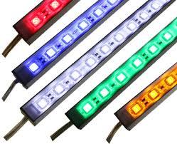 brilliant 12 volt rigid led light bar smd 5050 birddog lighting