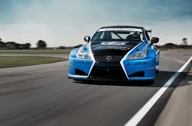 lexus is website lexus is f race car generates 600 horsepower
