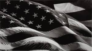 Black And White Us Flag Paddle8 Untitled American Flag X 5 Robert Longo