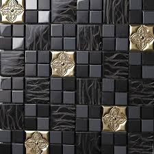 metal kitchen backsplash tiles metal wall tiles ebay
