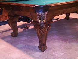 Peter Vitalie Pool Table by Used Pool Tables For Sale Pro Billiards