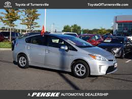 2012 toyota prius in 2012 used toyota prius 5dr hatchback two at toyota of turnersville