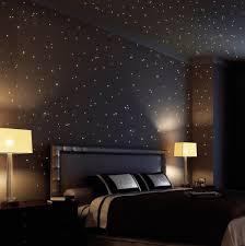 ciel etoile chambre a coucher bricolage ciel étoilé