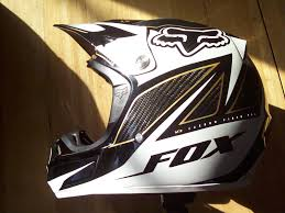 fox motocross helmet fox racing motorcycle helmet men u0027s used pro motorcross helmets