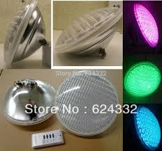 12v Led Pool Light Aliexpress Com Buy Led Swimming Pool Light Par56 Bulb 558leds