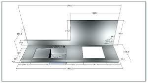 profondeur plan de travail cuisine largeur plan de travail cuisine largeur plan de travail cuisine