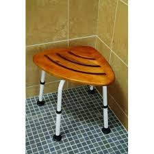 teak corner shower seat discontinued