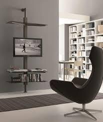 porta tv soffitto portatv orientabile montaggio a parete o a soffitto idfdesign