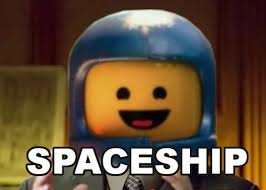 Lego Movie Memes - benny the space guy from the lego movie hi