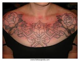 pec tattoo pain pictures to pin on pinterest tattooskid