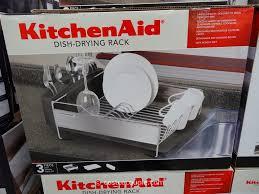 Dish Rack And Drainboard Set Kitchenaid Dish Drying Rack Roselawnlutheran