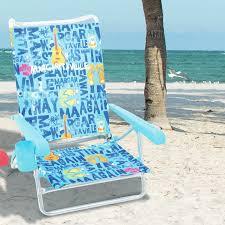margaritaville lay flat reclining beach chair u0026 reviews wayfair