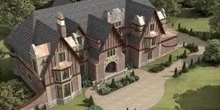 tudor mansion floor plans tudor floor plans archival designs
