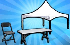 cheap party rentals tent table and chair rentals thelt co
