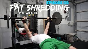 Straight Bench Press Push Workout Incline Bench Press Vs Flat Bench Press Fat