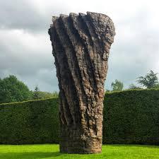cedar wood sculpture sculpture park ursula rydingsvard ellie p smith
