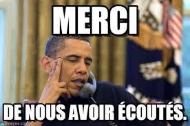 Nous Meme - merci no i cant obama meme on memegen