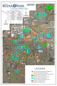 city of buena park ca maps and data