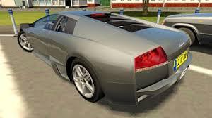 city car driving lamborghini lambo murcielago 1 2 5 simulator mods