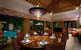 Balinese Dining Table Amman Villa Bali U2013 Villas In Bali Bali Villa Rentals Seminyak