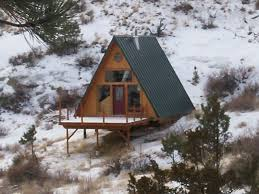 small a frame cabins relaxshacks a mate an a frame tiny cabin gallery